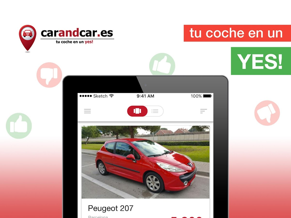 carandcar - Coches de Ocasión- screenshot