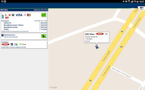 OMV Filling Stations screenshot 8