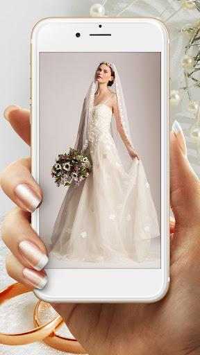 时尚婚纱设计