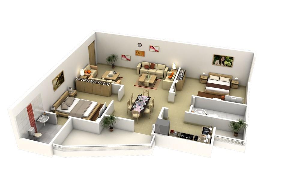 3d id es de plan de maison applications android sur for Idee de plan maison