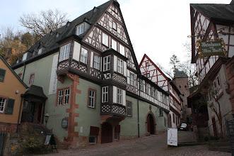 Photo: Das Museum in Miltenberg am alten Marktplatz (Schnatterloch)