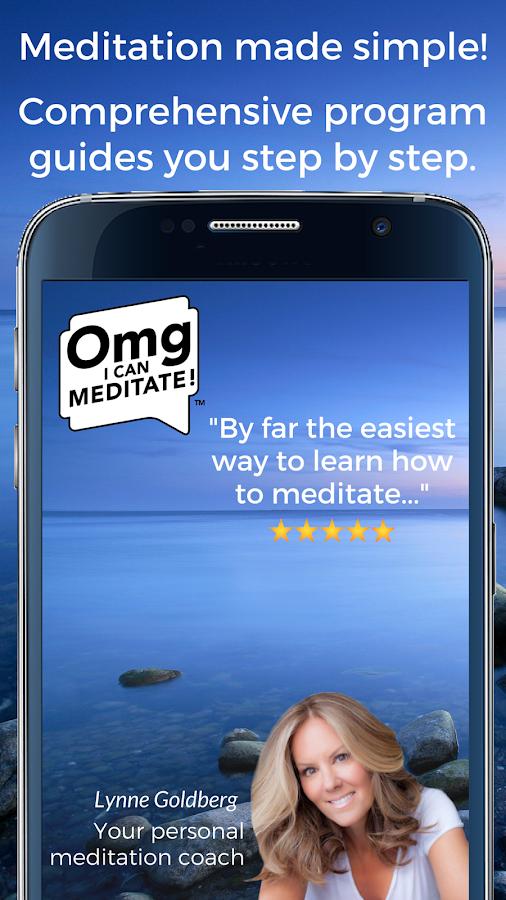 OMG. I Can Meditate!