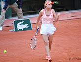 Sofia Kenin is door de WTA verkozen als beste speelster van het seizoen