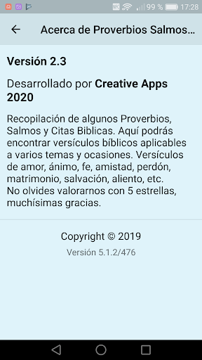 Proverbios Salmos Y Citas Biblicas By New Generation Apps