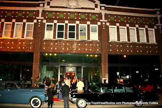 """Photo: The first time my JFK collection was shown publicly was at this VIP Premiere of Ridley Scott's movie """"Killing Kennedy"""", that I hosted in Nashville."""