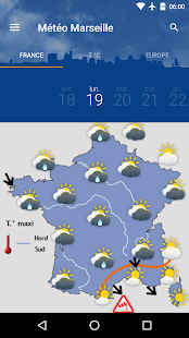 Météo Marseille- screenshot thumbnail