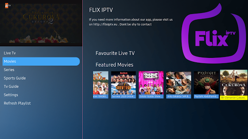 Flix iptv Screenshots 10