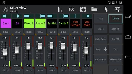 X AIR 1.5.5 screenshots 1