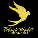 BISNIS BLACK WALET icon