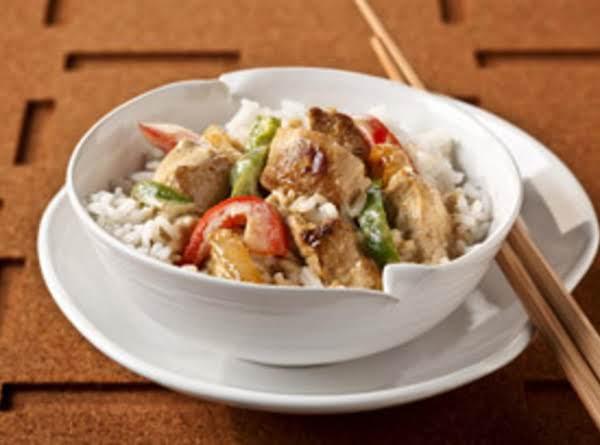 Nessa's Chicken Long Rice...