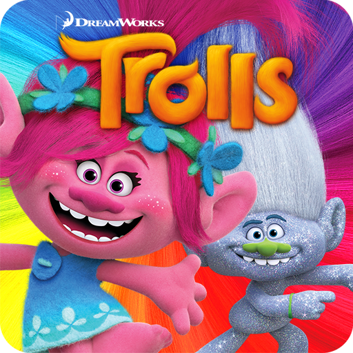 Trolls: Crazy Party Forest! (game)