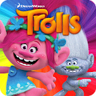 TROLLS: CRAZY PARTY FOREST! icon