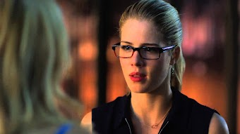 Season 3, Episode 5 The Secret Origin of Felicity Smoak