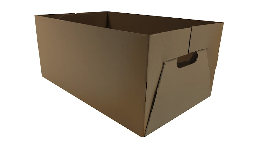 Una de las cajas de alimentación de Smurfit Kappa.