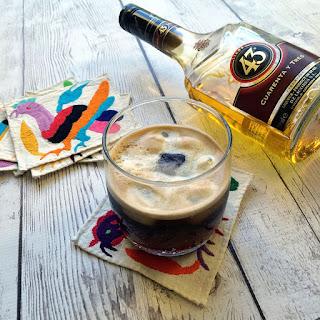 Carajillo Cocktail.