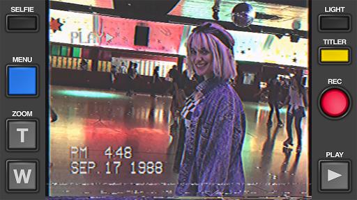 VHS Camcorder Lite (VHS Cam) ud83dudcfcud83dudcf9 Original VHS App 1.3.8 screenshots 1
