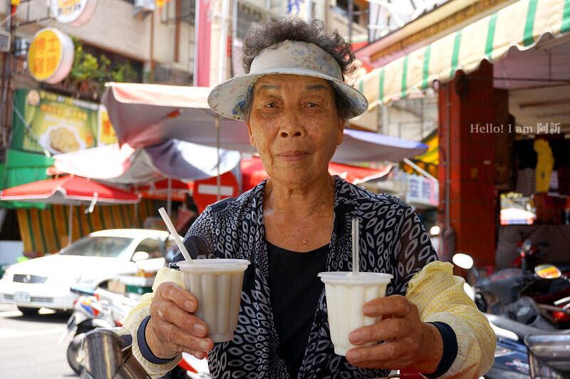 豐原古早味飲料攤,橫街阿嬤紅茶攤-5
