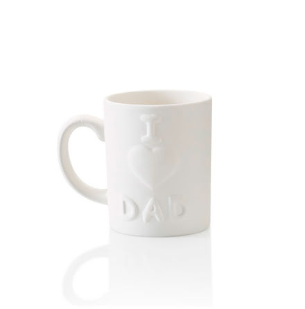"""Love Dad"" mugg - 8 st."