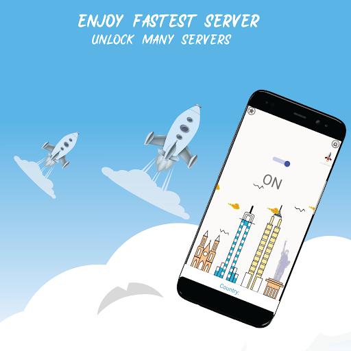 Cloud Express VPN App Report on Mobile Action - App Store