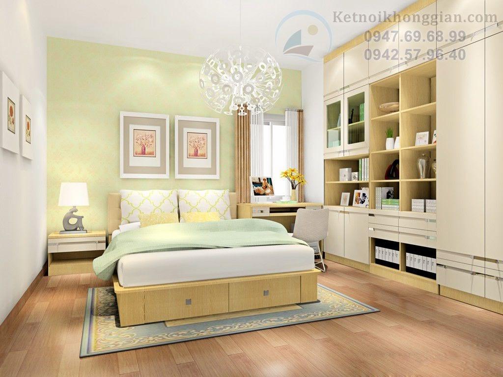Thiết kế phòng ngủ 15m2 khoa học