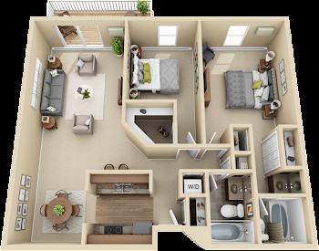 Go to 2G Floorplan page.