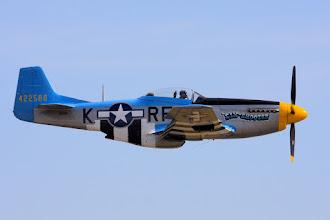 Photo: P-51D