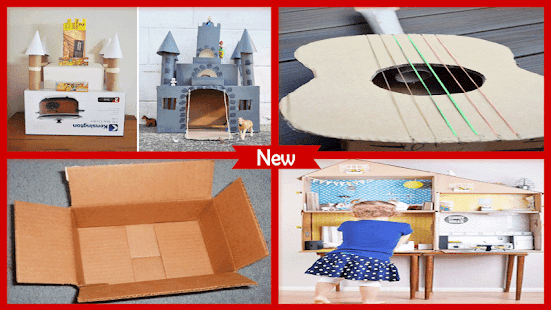 Small Cardboard Box Craft Ideas Apps On Google Play