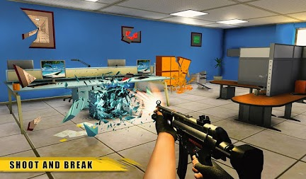Home Smasher - Stress Buster APK screenshot thumbnail 8