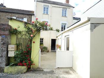 maison à Cerisy-la-Forêt (50)
