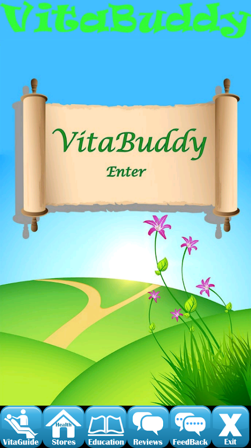 VitaBuddy- screenshot
