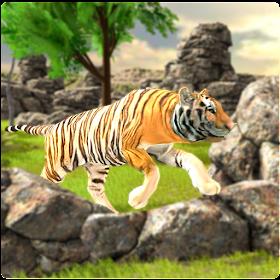 Wild Tiger Simulator Animal Hunt