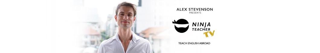 Ninja Teacher Banner