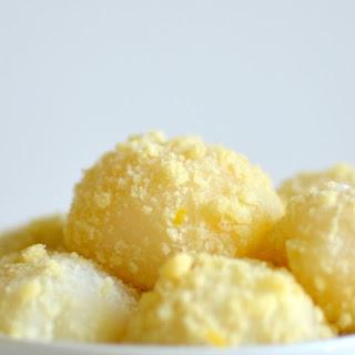 Lemon Curd Mochi