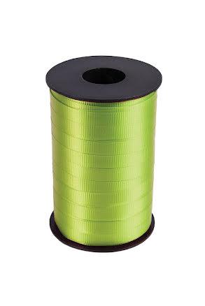 Presentsnöre, limegrön