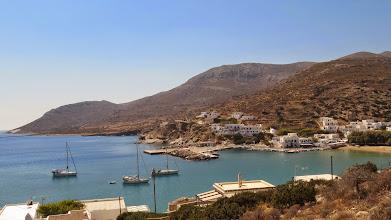 Photo: Sikinos harbor