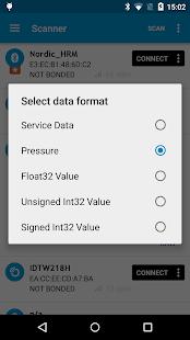 nRF Master Control Panel (BLE)- screenshot thumbnail