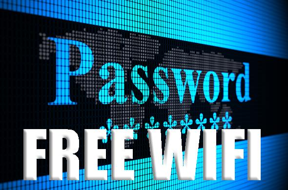 android WIFI FREE Search PasswordPrank Screenshot 1