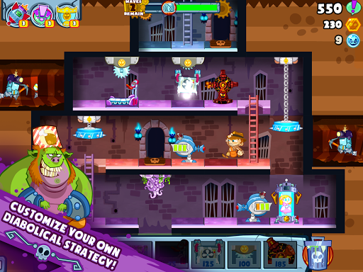 Castle Doombad Free-to-Slay - screenshot