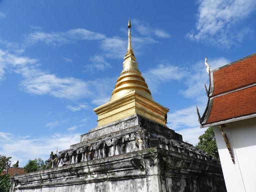 Wat Phra That Chang Kam Worawihan