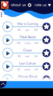 Drum Loops - Filmové epické beaty - náhled