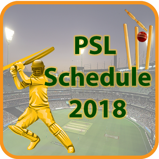 PSL 2018 Schedule App – Squad & Songs For PSL 2018 (app)