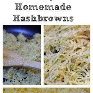 How to Make Homemade Hashbrowns! Recipe