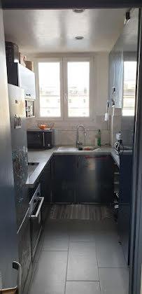 Appartement a louer nanterre - 3 pièce(s) - 47 m2 - Surfyn