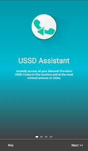 USSD Assistant (Nigeria) - náhled