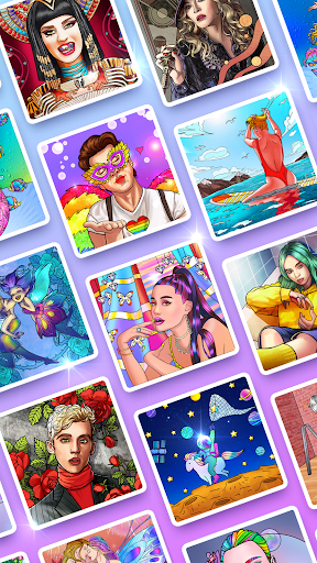 Color by Number - Happy Paint 1.2.13 screenshots 5