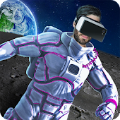 Walk Moon Virtual Reality 3D Android APK Download Free By Train And Car Games