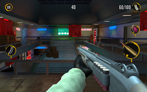 Zombies Target Undead Trigger Survival Shooter FPS screenshots 2
