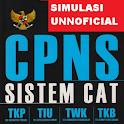 Soal Latihan Tes CPNS ASN PPPK CAT TIU TWK TKP icon