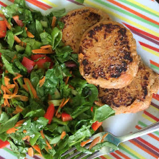 Tuna & Sweet Potato Rissoles.
