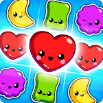 Happy Candy Match 3 Icon